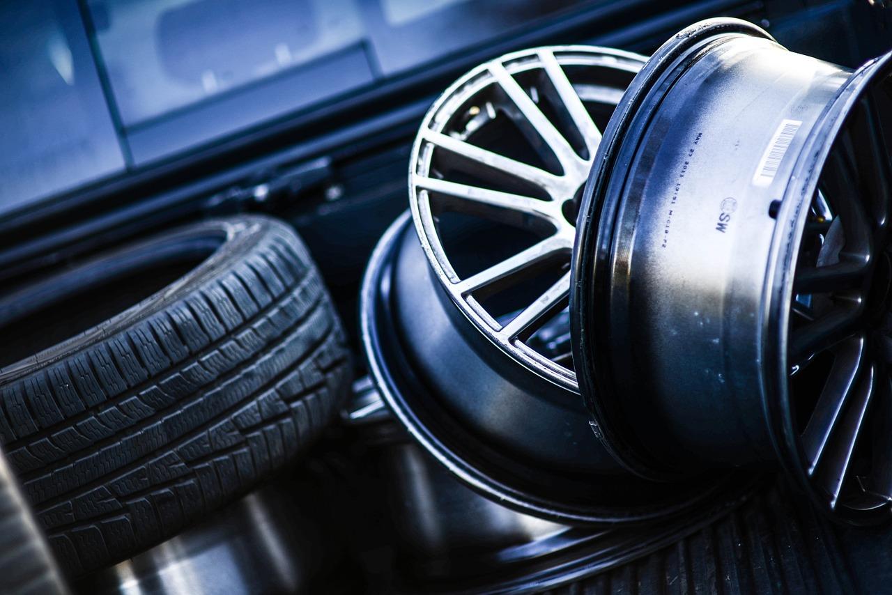 Jak správně uskladnit pneumatiky