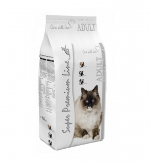 Delikan - SUPRA CAT Adult 1,5 kg, 31/18