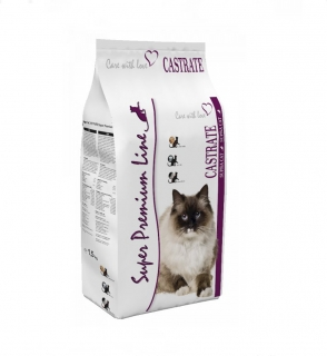 Delikan - SUPRA CAT Castrate 1,5 kg, 30/10