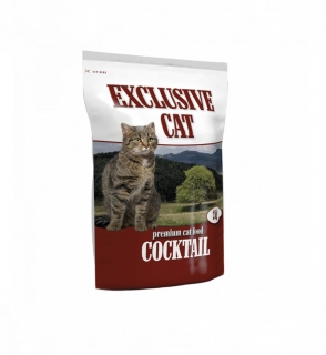 Delikan - EXCLUSIVE CAT Cocktail 2kg, 30/10
